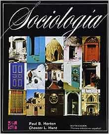 libro sociologia paul b horton pdf