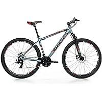 "Moma Bikes Bicicleta Montaña GTT 29""Alu, SHIMANO"