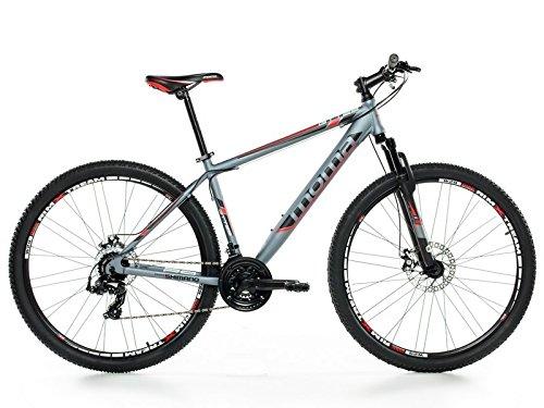 """59 opinioni per Bicicletta Montagna Mountainbike 29"""" MTB SHIMANO, alluminio, doppio disco e"""
