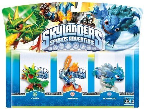 Skylanders Triple Pack H: Amazon.es: Videojuegos