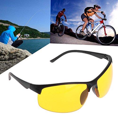 lunettes de vision 008 de Pêche de soleil 1 UV400 nuit Loegrie nbsp;paire Lunettes Cyclisme nbsp; Unisexe protection de extérieur U4wxtYqX
