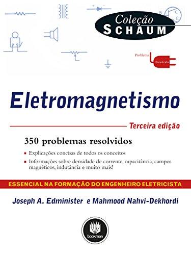 Eletromagnetismo Coleção Schaum Joseph Edminister ebook
