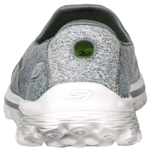 Senderismo Mujer Performance Skechers Gris 2 Heather Zapatillas Go Walk de para UwYqaFw