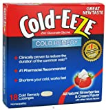 COLD-EEZE CLD DRPS BOX STR/CRM 18