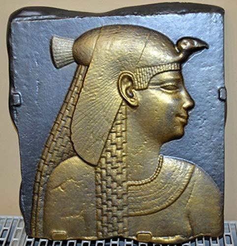 Mold Antique Egyptian Wall Plaque Pharaoh Egyptian Style Wall Room Decor D24