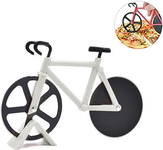 Compra AUZZO HOME Cortapizzas Cortador de Pizza Doble de Acero ...