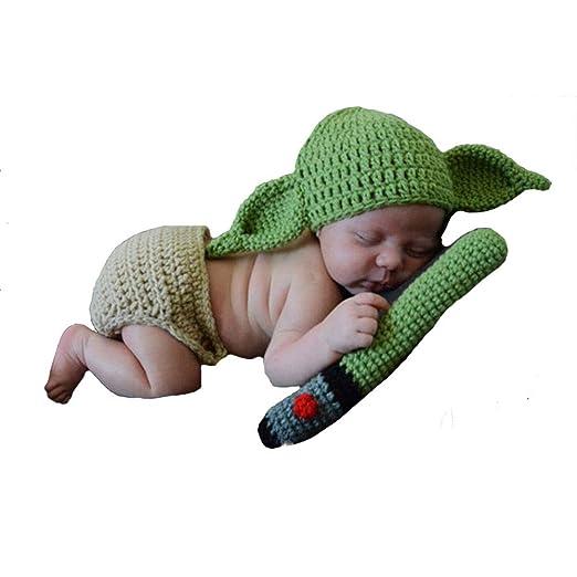 Disfraz de fotografía para bebé Sombrero del bebé Traje del ...