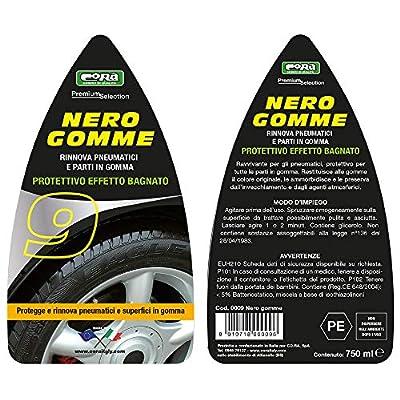 Cora 0009 Black Car Tyres: Automotive