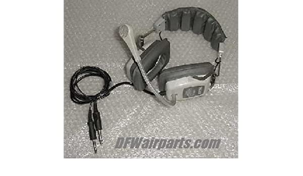 Amazon.com: 63950-001M, Telex E-951, Pilot / Co-Pilot Aviation Headset: Industrial & Scientific