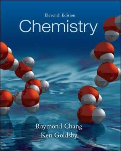 Chemistry, 11th Edition