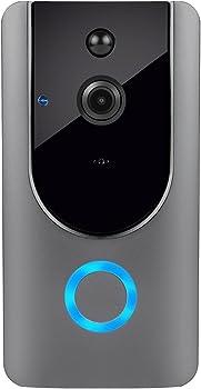 Smart Wireless WiFi Video Doorbell HD Security Camera