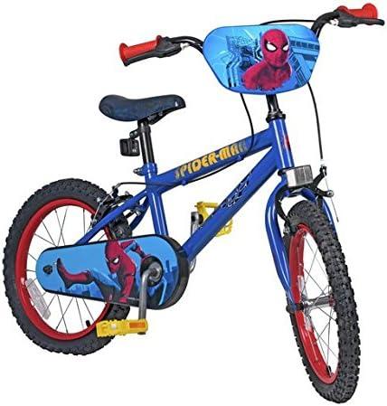 Spiderman Homecoming - Bicicleta Infantil (16 Pulgadas): Amazon.es ...