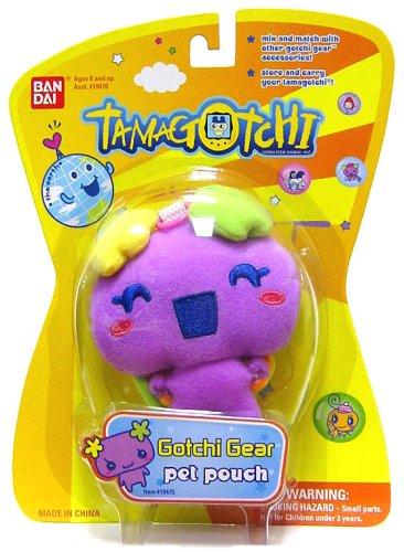 Gotchi Gear (Gotchi Gear: Pet Pouch - Violetchi & Lanyard)