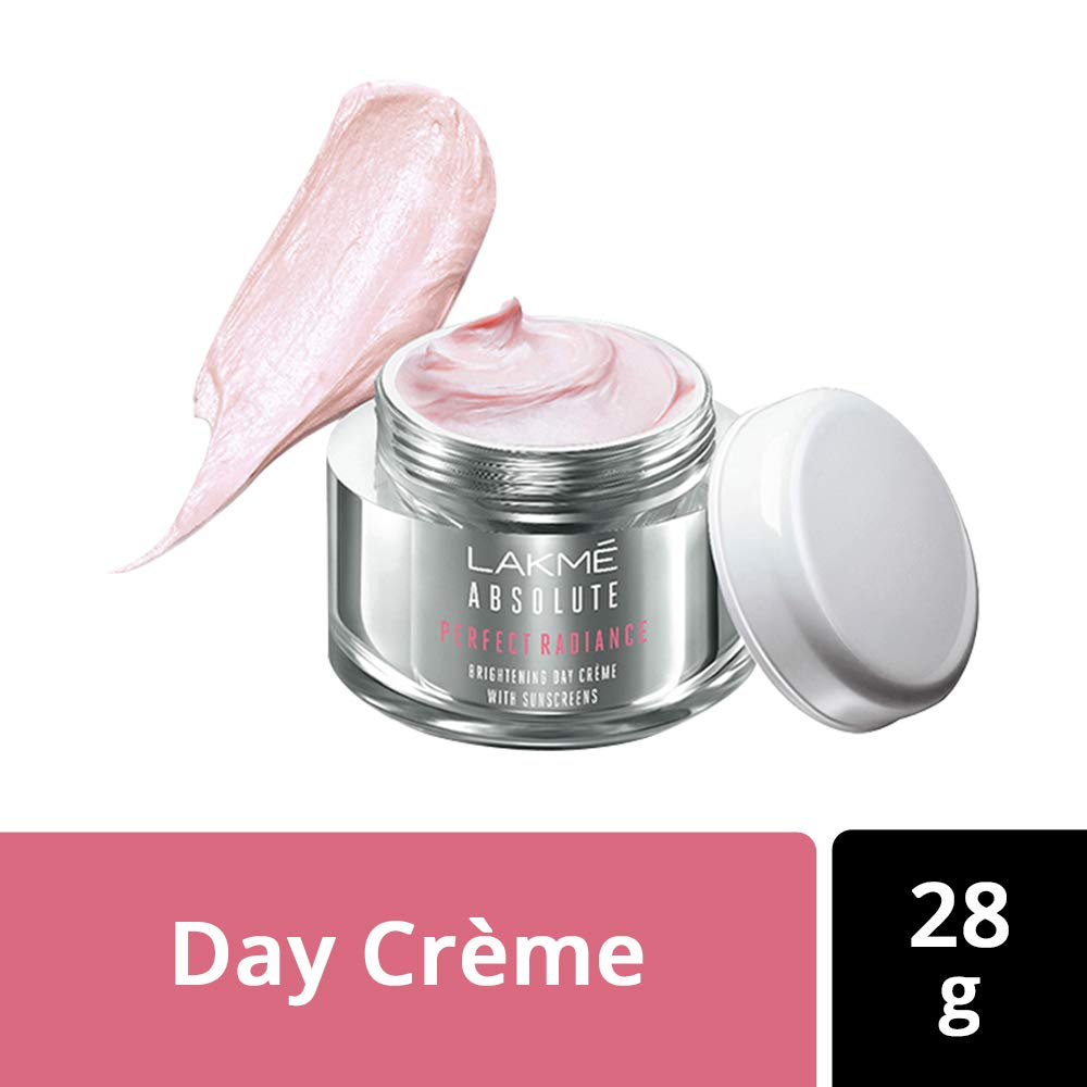 Lakme Absolute Perfect Radiance Skin Brightening Day Crème, 28 g