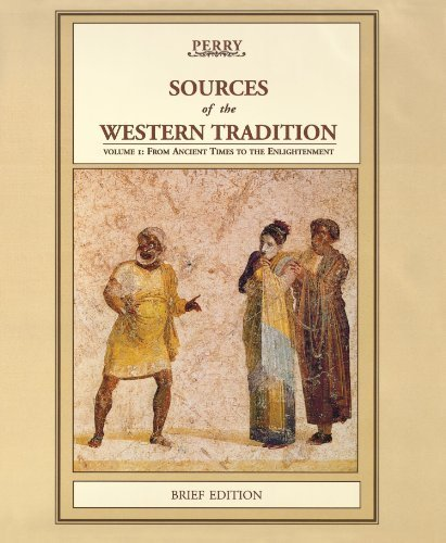 Sources of the Western Tradition by Perry, Marvin. (Cengage Learning,2005) [Paperback] (Western Tradition Marvin Perry)