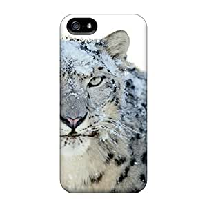 For SamSung Note 3 Phone Case Cover Fashion Design Snow White Leopard Wide Case-gwSpg2906dYpLs