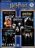 Harry Potter Instrumental Solos (Movies 1-5): Tenor Sax, Book & CD (Pop Instrumental Solo Series)