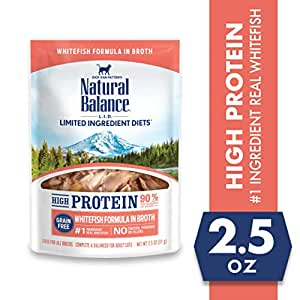 Natural Balance Dog Food Coupons >> Natural Balance Lid Limited Ingredient Diets Wet Cat Food In Broth