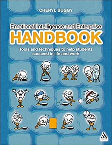 Book Emotional Intelligence and Enterprise Handbook: Tools and techniques to help students succeed in life and work