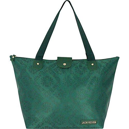 jacki-design-new-essential-foldable-tote-bag-large-emerald