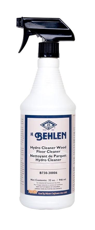 Amazon Behlen Hydro Cleaner Wood Floor Cleaner 32 Ounces