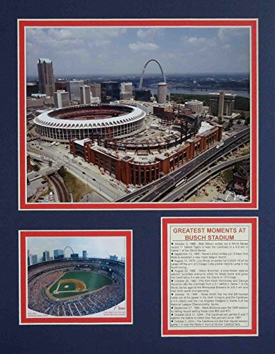 Old & New Busch Stadiums 11