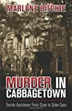 Murder in Cabbagetown, Marlene Ritchie, 1460206878
