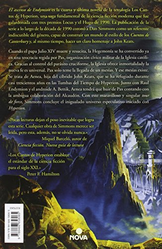 El ascenso de endymion / The Rise of Endymion (Spanish Edition)