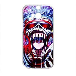 Rock Band Iron Maiden Style Cell Phone Case FOR HTC One M8