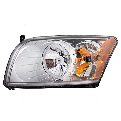 Drivers Headlight Headlamp Replacement for Dodge 5303739AJ AutoAndArt