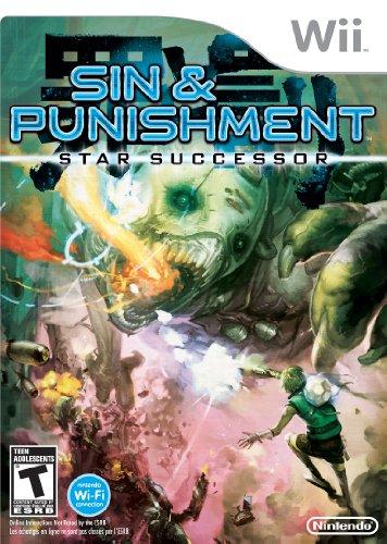 Sin Punishment Star Successor Nintendo Wii