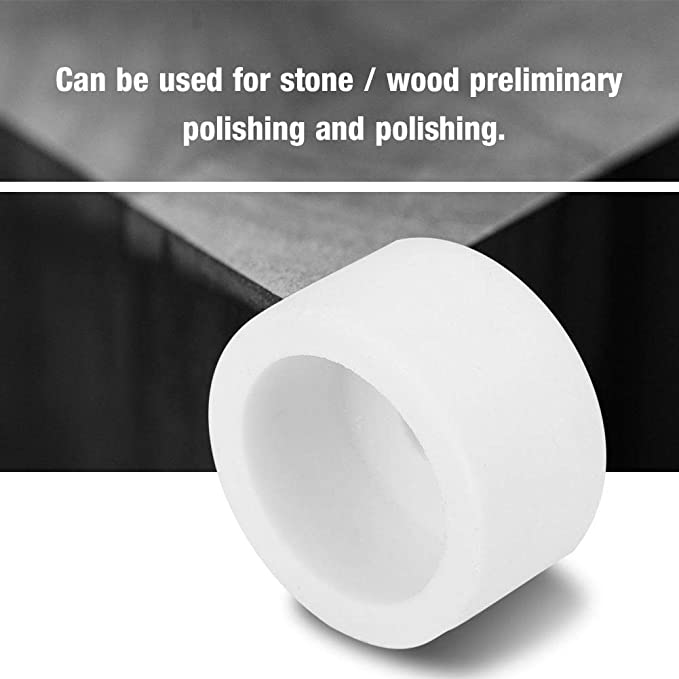 Rettifica Ceramica Rettifica Colore : Red, Materiale : 46 Grit Abrasivo Tazza Strumento 75 * 40 * 20mm Ruota Ceramica Corindone Samfox Tazza di Ossido di Alluminio Ruota