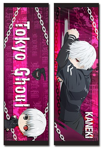 Official Licensed Tokyo Ghoul: Kaneki Ken Body Pillow