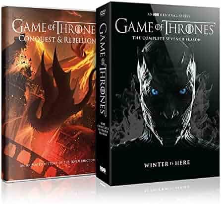 Game of Thrones Season 7 (DVD, 2017, 5-Disc Set)