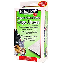 Small Animals Cage Liners, 14Count
