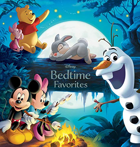Bedtime Favorites (Storybook Collection): Amazon.es: Disney Books, Disney Storybook Art Team: Libros en idiomas extranjeros