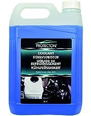 Protecton 1890908 Kühlfussigkeit 5L gebrauchsfertig, Blau