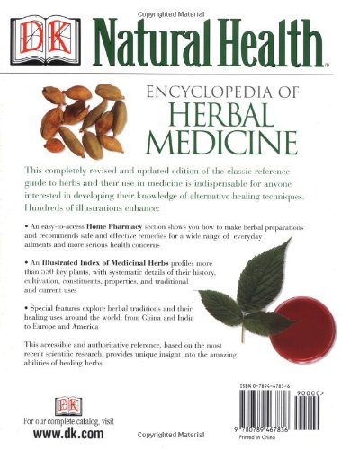 Encyclopedia of Herbal Medicine: The Definitive Home Reference Guide to 550 Key Herbs with all their Uses as Remedies for Common Ailments - incensecentral.us