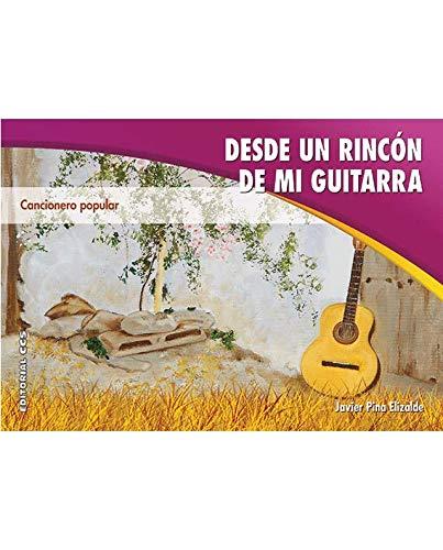 Desde un rincón de mi guitarra: Cancionero popular Pentagrama ...