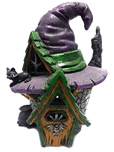 "Fiddlehead Fairy Garden ""The Witch Hat House"" Review"