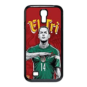 Samsung Galaxy S4 9500 Cell Phone Case Black WorldCup Mexico T8J3OX