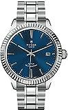 Tudor Style 12510 Blue Dial 38mm Men's Watch