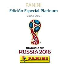 Album Pasta Dura Panini Mundial 2018 - Edición Especial Platinum