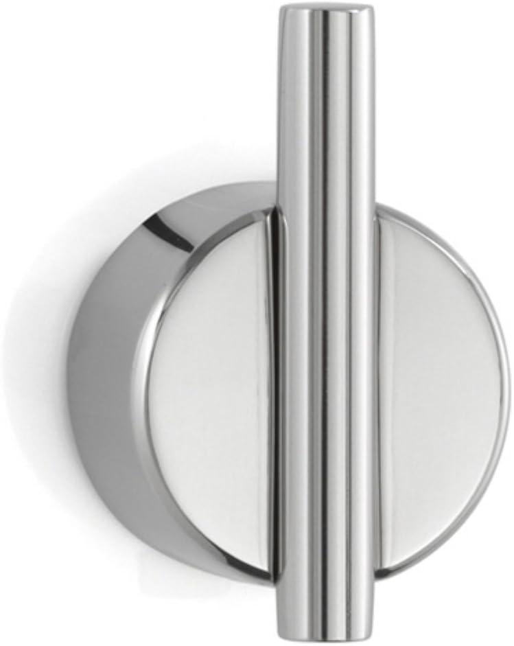 Kleiderhaken Edelstahl A2 poliert Küchenhaken Wandhaken Mantelhaken 814083