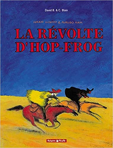 Lire en ligne La Révolte d'Hop-Frog pdf, epub ebook