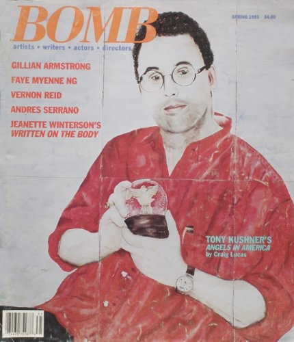 BOMB Issue 43, Spring 1993 (BOMB Magazine)