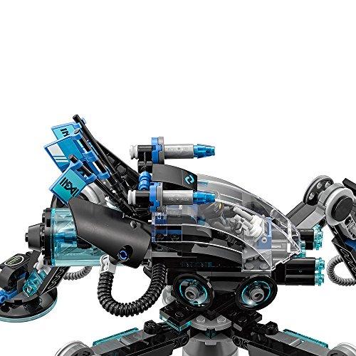 517vUDWsblL - LEGO Ninjago Movie Water Strider 70611 Building Kit (494 Piece)