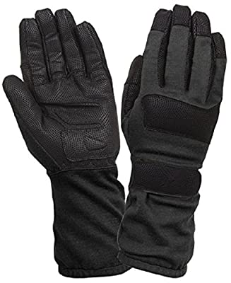 Tactical Military Cut & Fire Resistant Griplast Military Work Duty Gloves