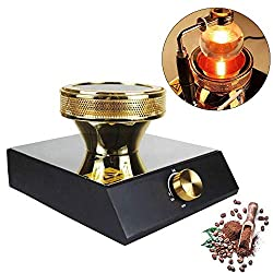 DONNGYZ Coffee Syphon Halogen Heater for Hario Yama Syphon Single Head Coffee Maker Beam Burner Infrared Heater 400W(US Stock)