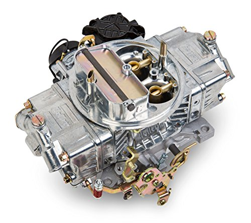 Holley 0-80770 Street Avenger 770 CFM Square Bore 4-Barrel Vacuum Secondary Electric Choke Carburetor - Bore 4 Barrel Vacuum Secondary